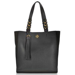 NWT Tory Burch Carter NS Leather TOTE handbag